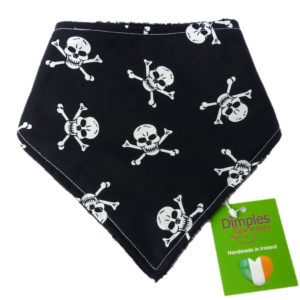 Pirates Jolly Roger Dog Bandana