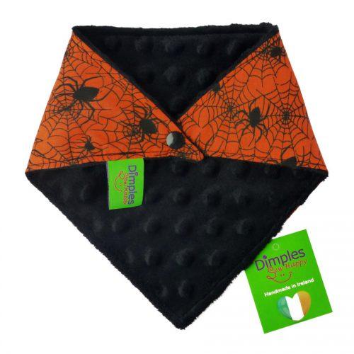 Halloween Spiders Dog Bandana